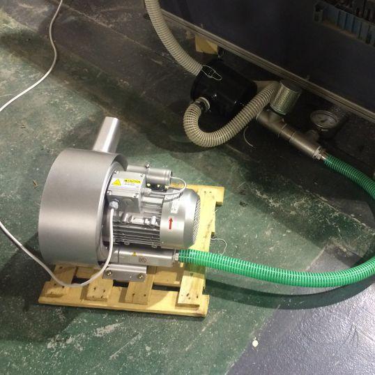 07kw vacuum system