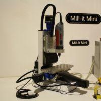 millit mini cnc milling system