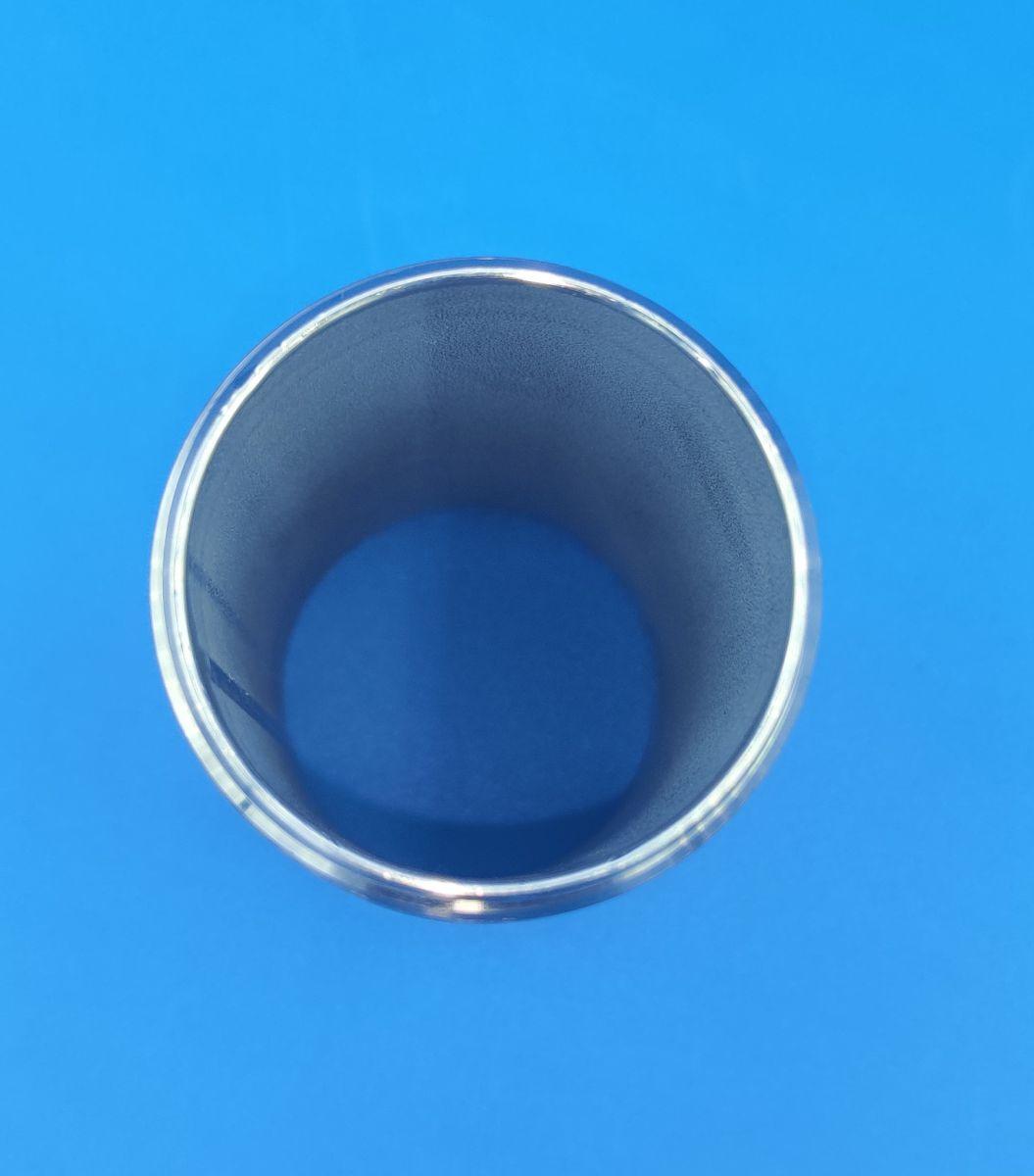 112 bspt equal barrel nipple stainless steel