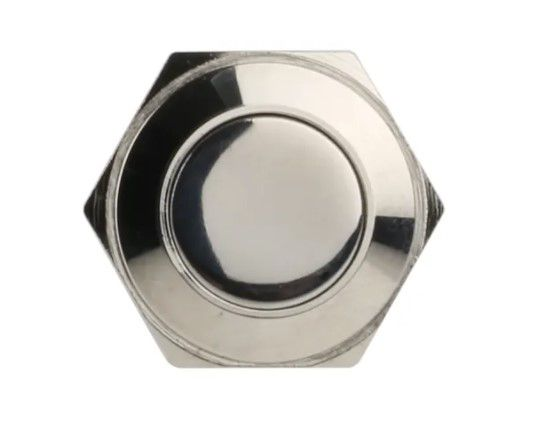 1pole onoff switch momentary push button switch ip65 162mm panel mount