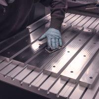 aluminium machining upgrades