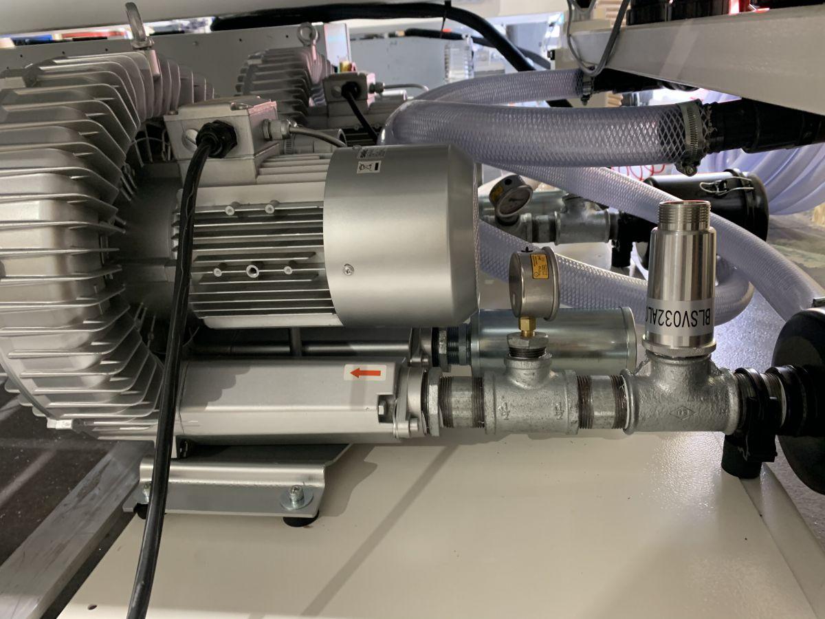 22kw vacuum pump solution