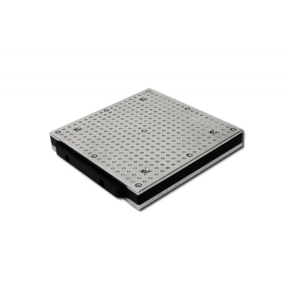 200mm x 200mm vacuum table hole grid type