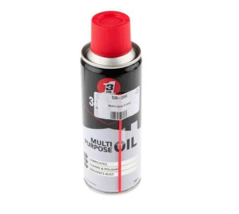 3inone oil 200 ml