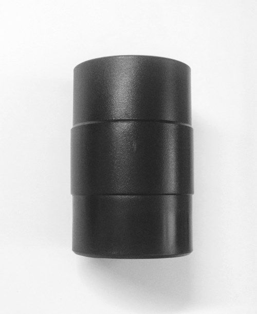 4 inch straight junction extraction wall fittings