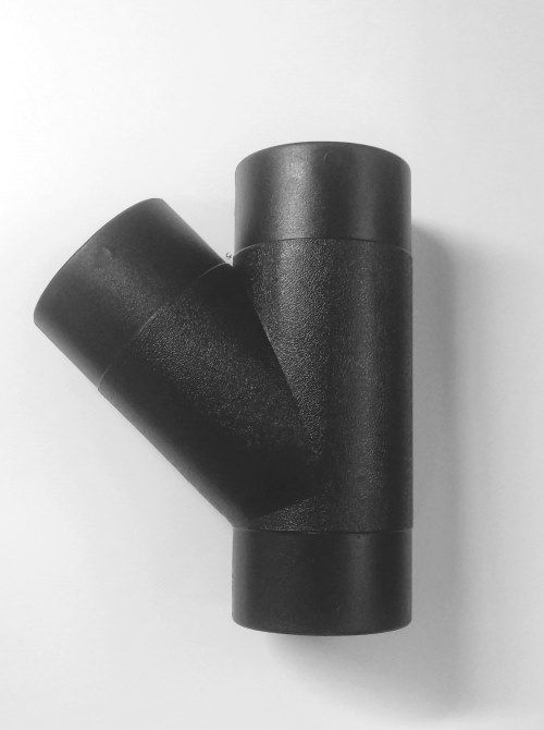 4 inch y adaptor extraction wall fittings