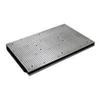 450mm x 300mm - Vacuum Table - Hole Grid type