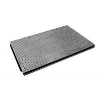 600mm x 400mm - Vacuum Table - Hole Grid type