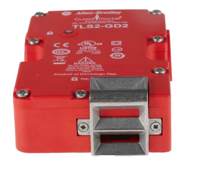 allen bradley guardmaster 440gt solenoid interlock switch power to lock 24 v acdc tls2gd2