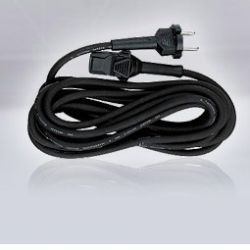 amb kress 4m mains cable patented quick action lock