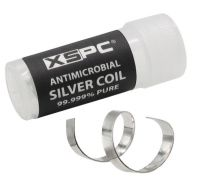 ANTIMICROBIAL 99.99% PURE SILVER COIL