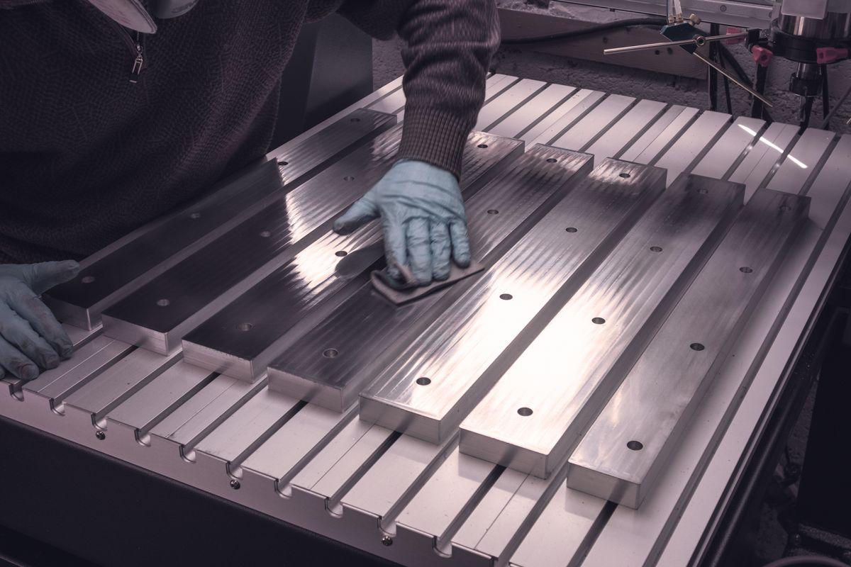 axiom ar4 aluminium finger sacrificial layer upgrade