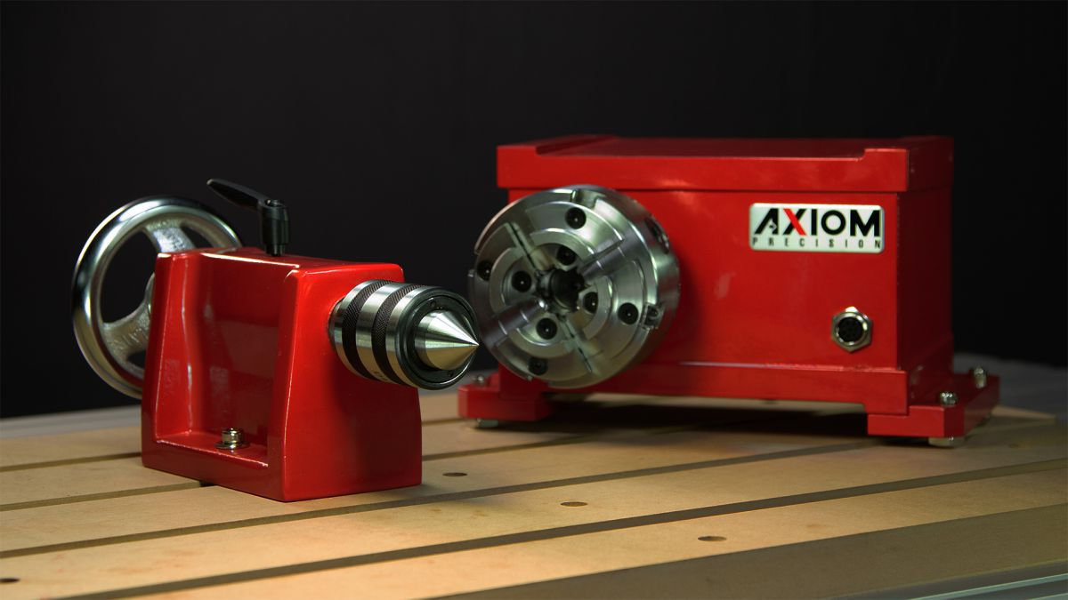 axiom ark 4th axis