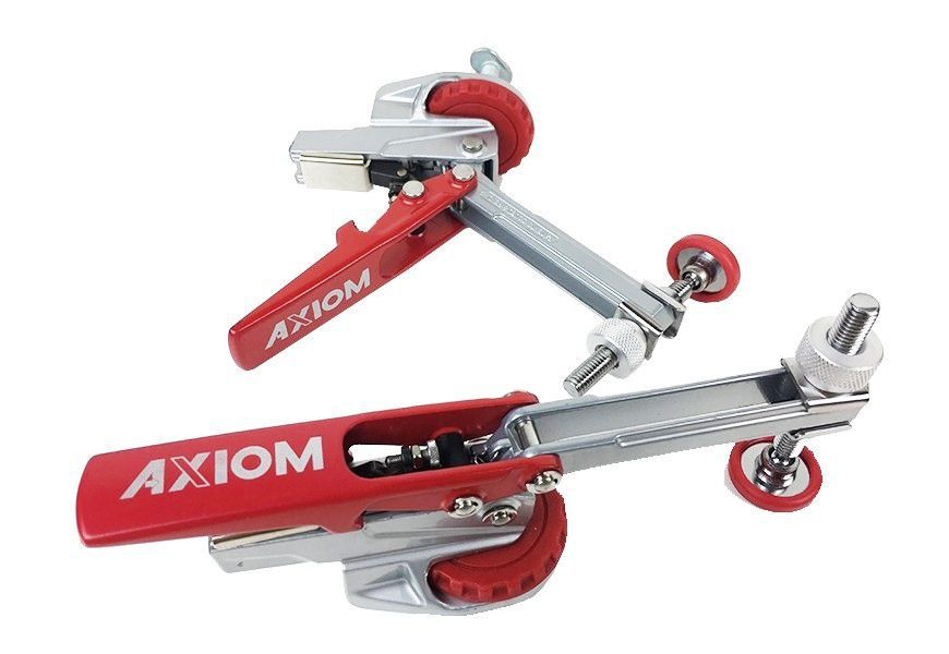 axiom autoadjust holddown clamps