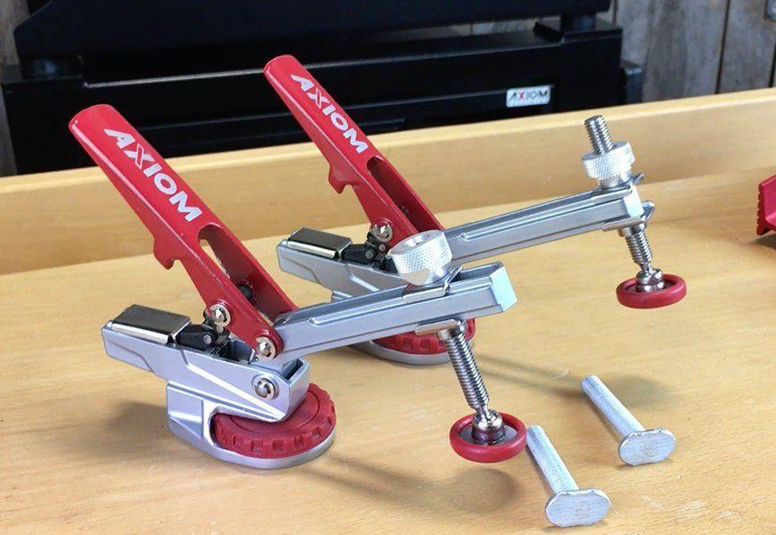axiom autoadjust linear clamp kit