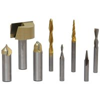 AXIOM Cutter bit set