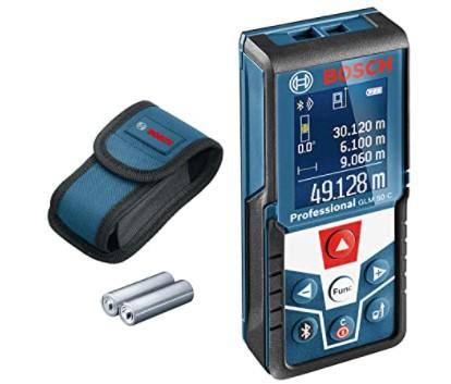 bosch professional 0601072c00 laser measure glm 50 c
