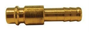 brass euro coupling plug 10mm hosetail