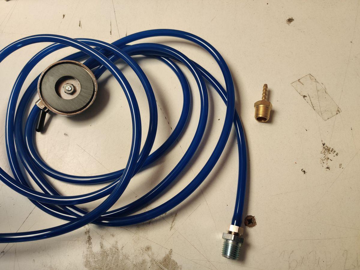 brass hosetail 14bspt to 18id hose
