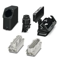Connector set - HC-EVO-B24PT-BWSC-HH-M32-PLRBK - 1408794
