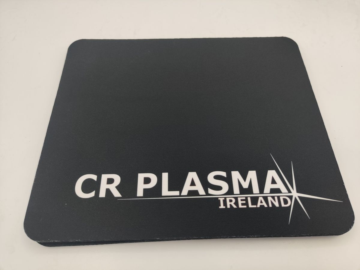 cr plasma mouse mat 235mm x 195mm