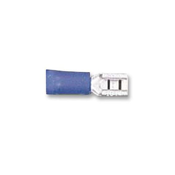 crimp terminal blue female slide xl 6608mm