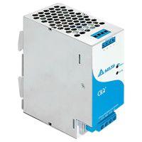 Delta 24V 60W DIN Rail PowerSupply 3x400VAC Input