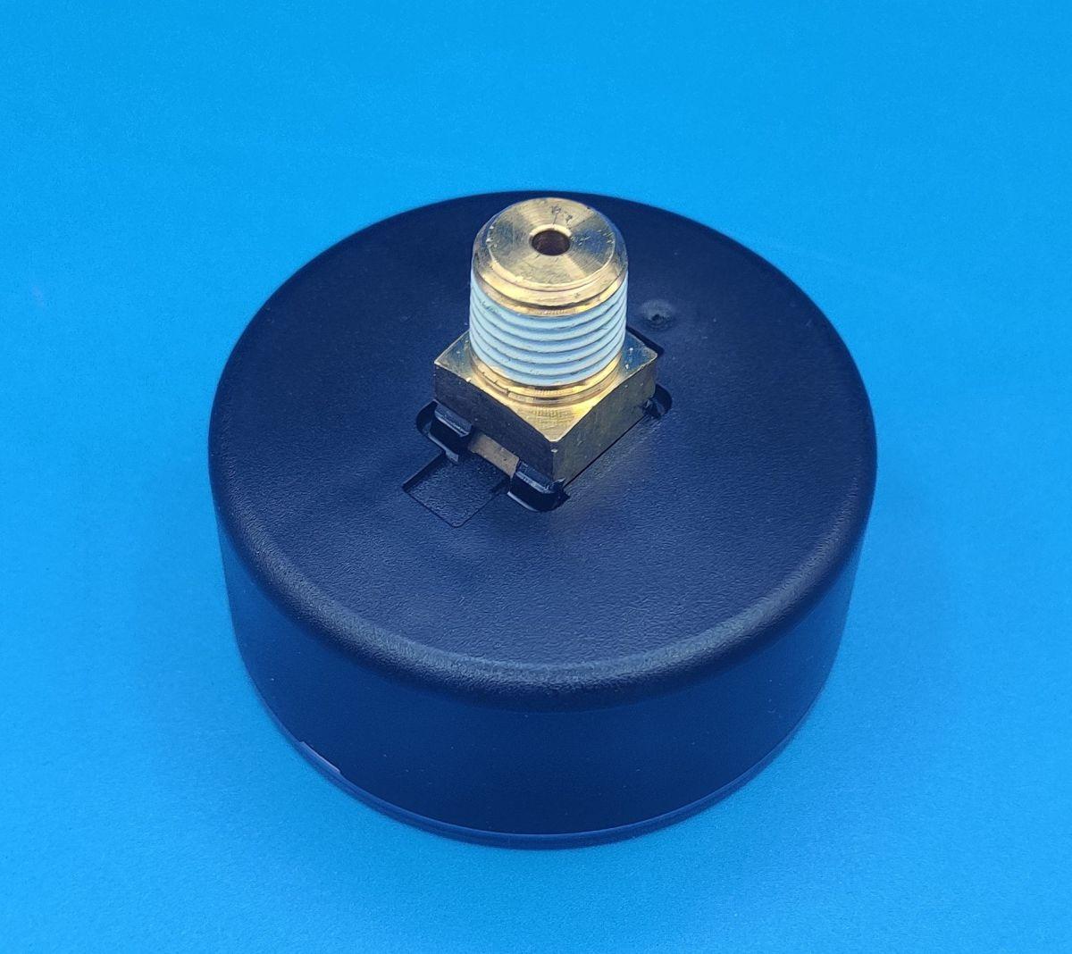 dry vacuum gauge 14 bsp btm entry 63mm dia