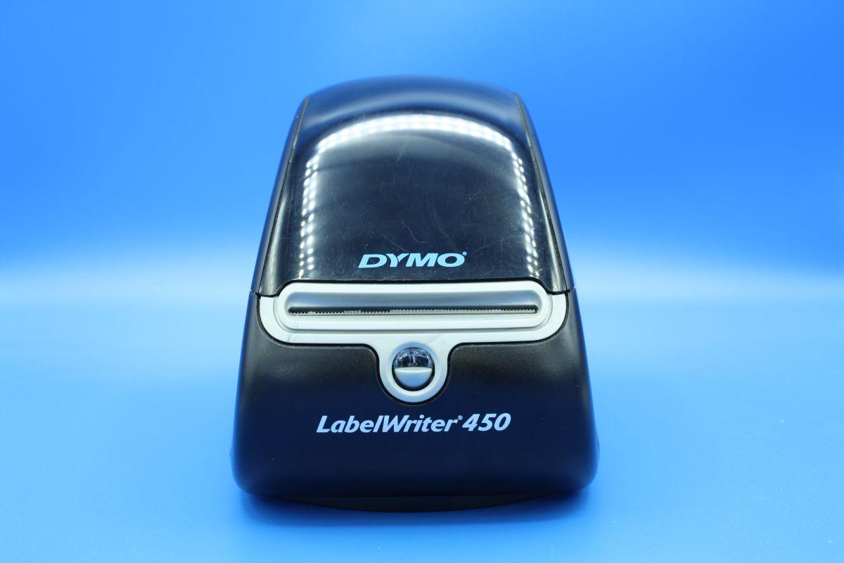 dymo labelwriter 450 turbo label printer