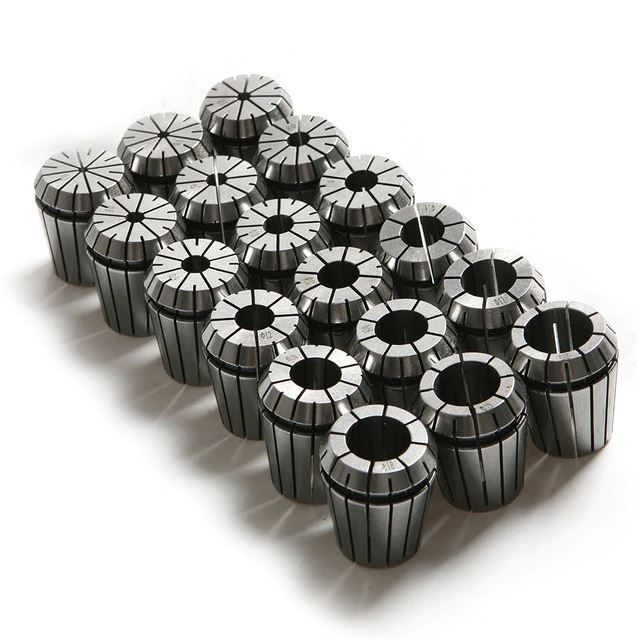 er 32 set of collets swiss quality 320mm 18pcs
