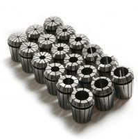 ER 32 Set of Collets - Swiss Quality 3-20mm 18pcs