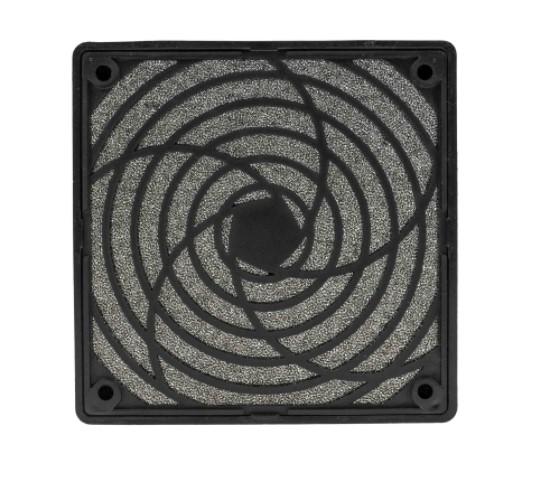 fan filter fan mounted 122 x 122mm for 120mm fan pur