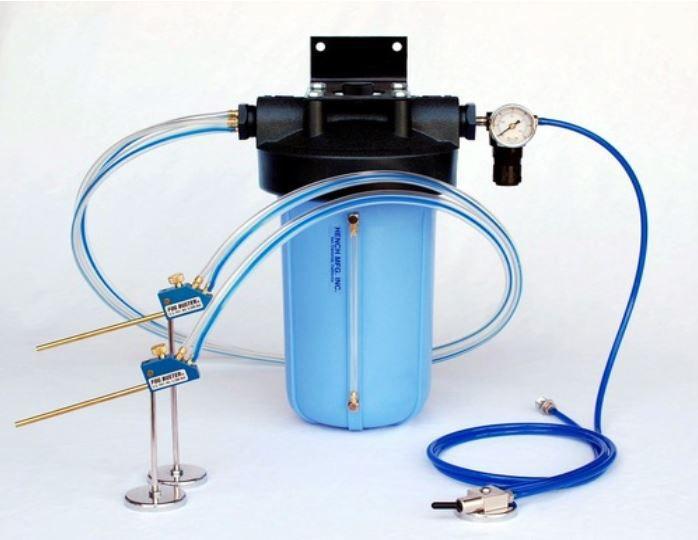 fogbuster 1 gallon coolant sprayer dual head