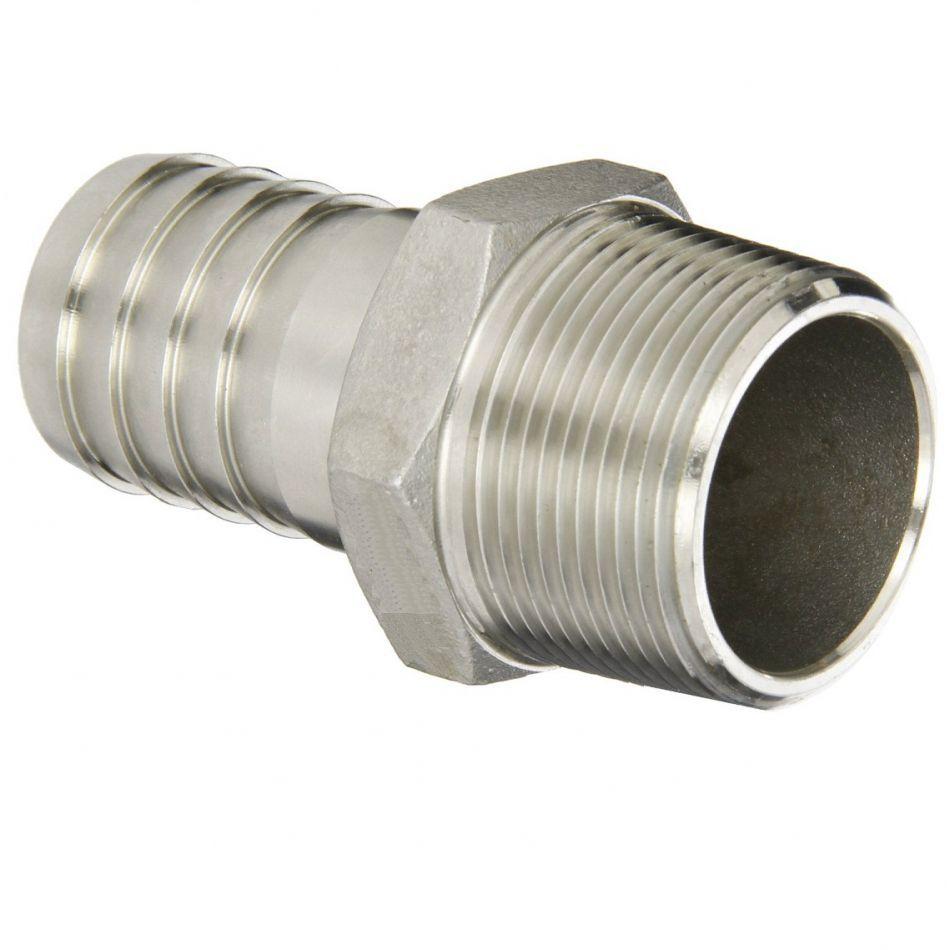 g 112 to 38mm inside hose barb