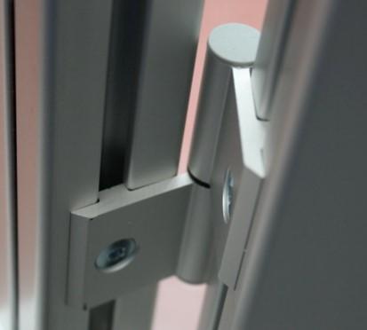 hinge slot 8 natural aluminum