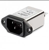 IEC Net f ilter 250VAC 10A FN9222-10-06 225uH - TH - 85363010