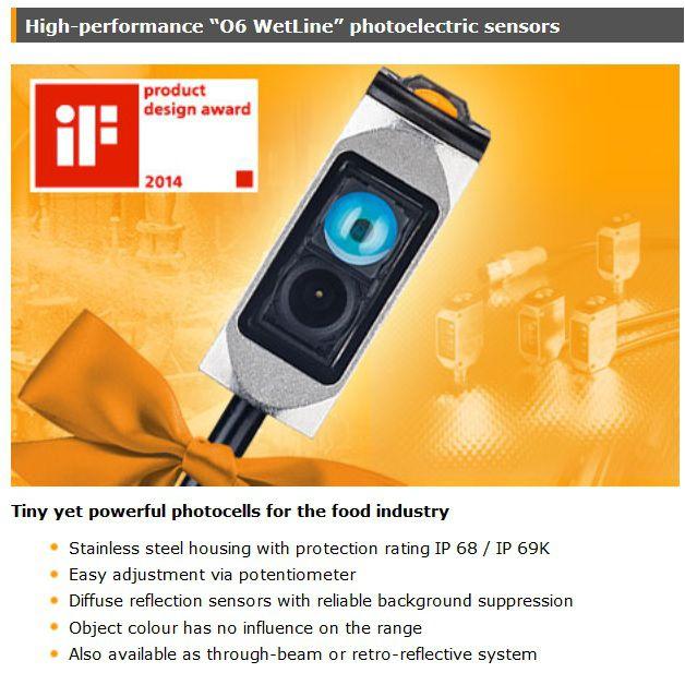 ifm o6h300 optical sensor