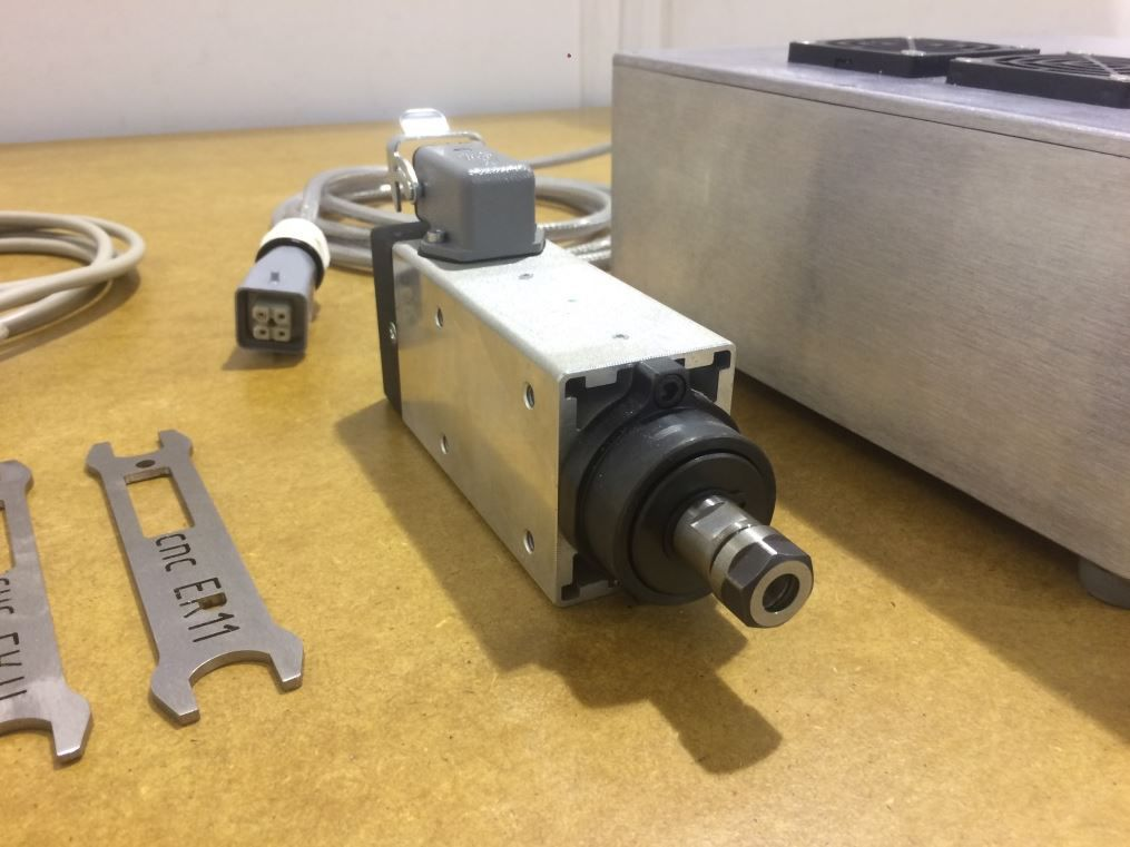 industrial quality small hf spindle