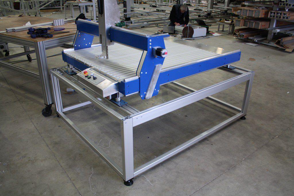 jbec 1259012 cnc table