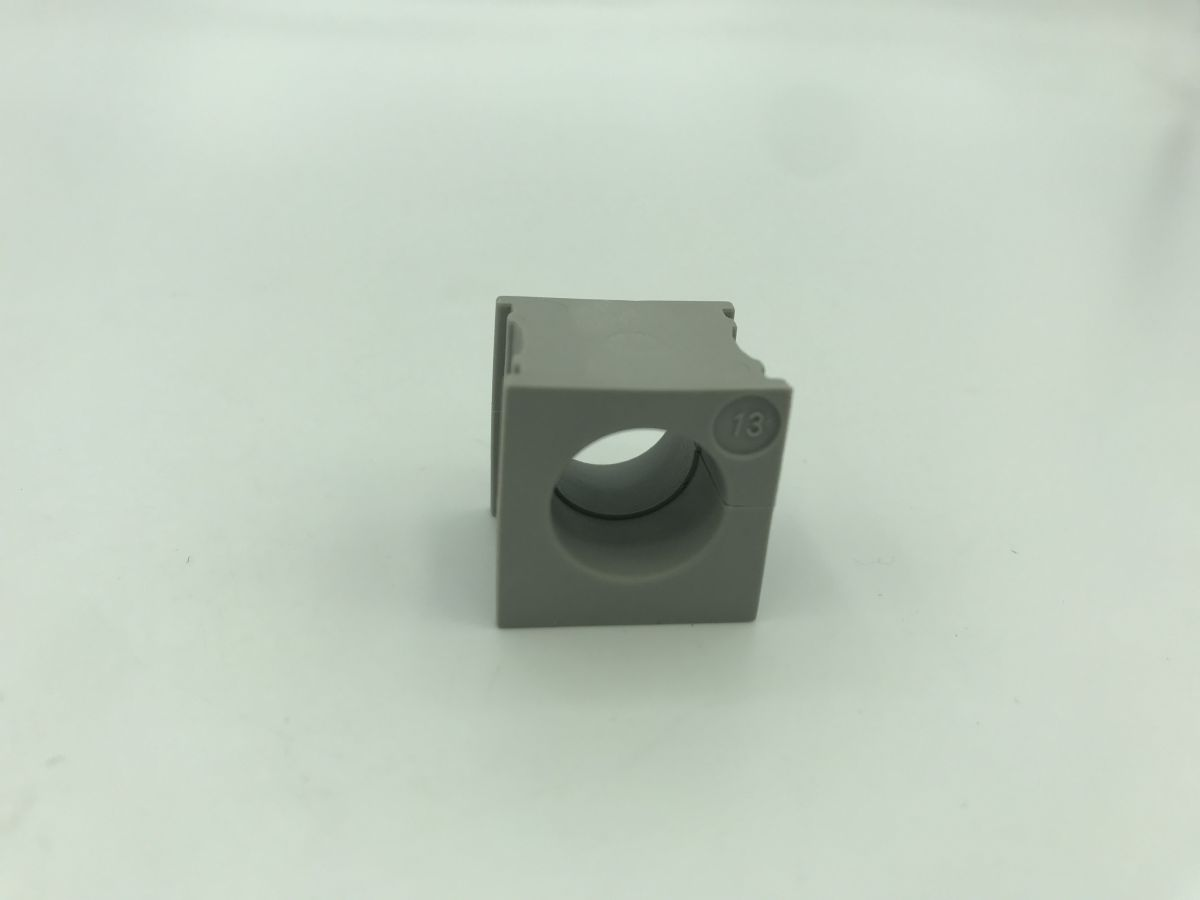 kt 13 grey cable grommet large