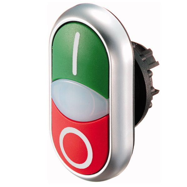 m22ddlgrx1x0 2way pushbutton green on red off 22mm momentary