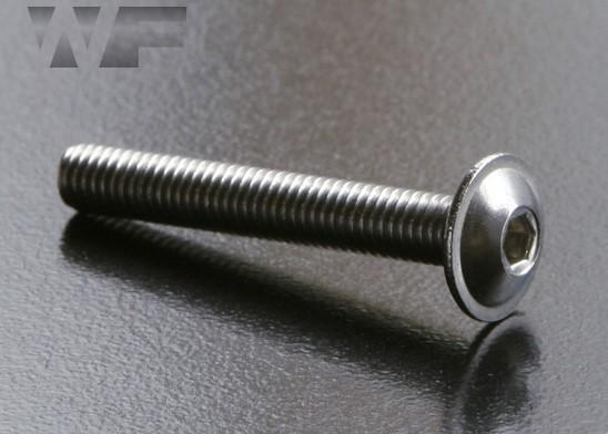 m5 x 10 socket flange button bolts