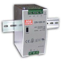 MEAN WELL 120W DIN Rail PowerSupply DR-120-24 24VDC