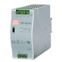 MEAN WELL 120W DIN Rail PowerSupply DR-120-48 48VDC