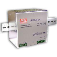 MEAN WELL 240W DIN Rail PowerSupply DRP-240-24 24VDC
