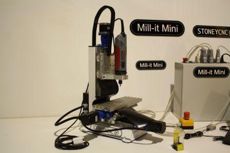 millitmini cnc system