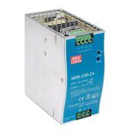NDR-240-24 24VDC 240W DIN Rail PowerSupply
