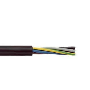 neopreen 5x25mm wire 380v power cable