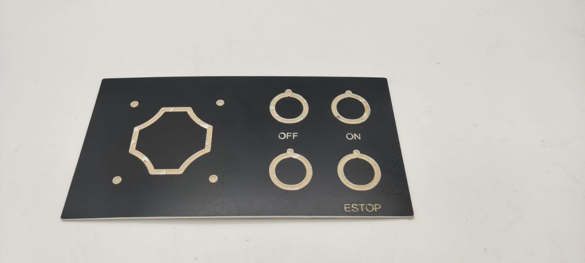 premade panels for stoneycnc control box