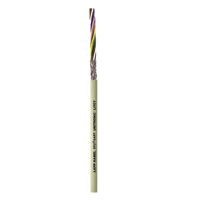 shielded signal cable 18 x 050mm liycy 18x050